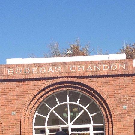 Agrelo, Argentina: Bodegas Chandon