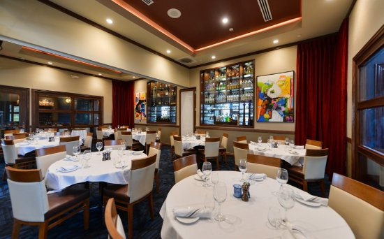 Ponte Vedra Beach, FL: PRIVATE DINING ROOM