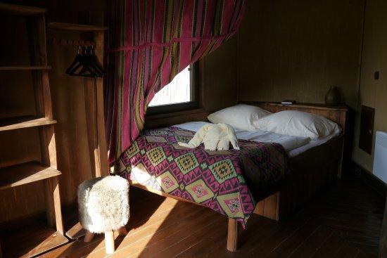 Safari Lodges 1 40 M Bett Für Zwei Personen