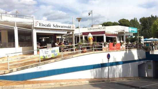 Schwarzwald Cafe Mallorca