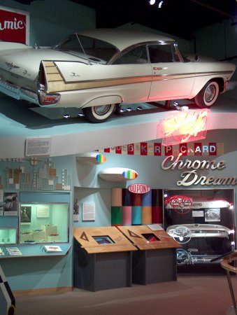 Michigan History Center : A permanent gallery highlighting Michigan's role in the automobile industry