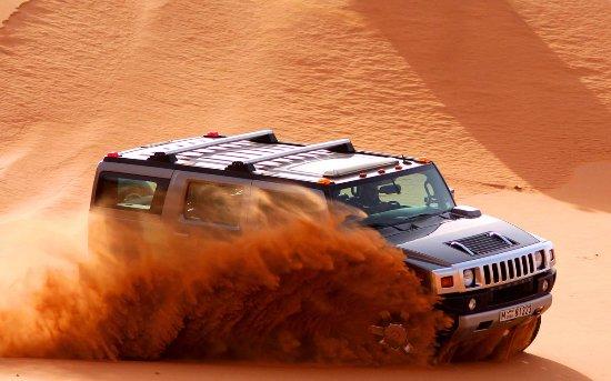 Sahara Rides