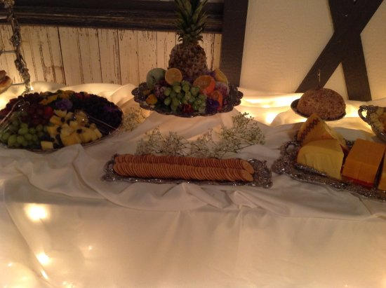 Nocona, TX: On-site catering options