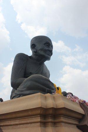 Huay Mongkol Temple: Величественная статуя!
