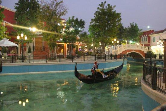 Cha-am, Tailandia: Венеция Хау-Хин