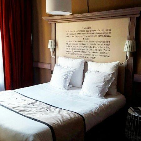 BEST WESTERN Hotel Litteraire Gustave Flaubert: IMG_20160924_141556_large.jpg