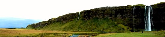 Hvolsvollur, İzlanda: perfect spot