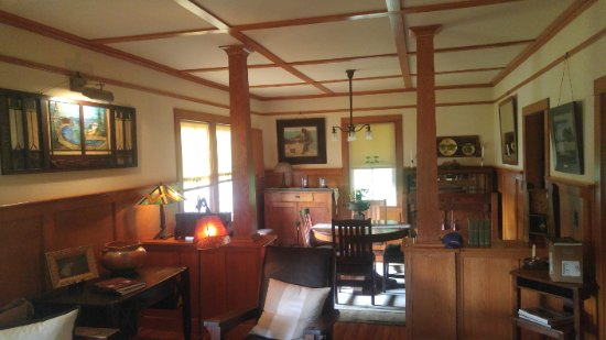Urbanna, VA: Dining Room