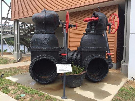 Rock Hill, SC: Original pumps used.
