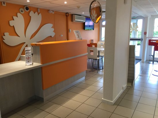 Portet-sur-Garonne, فرنسا: RECEPTION