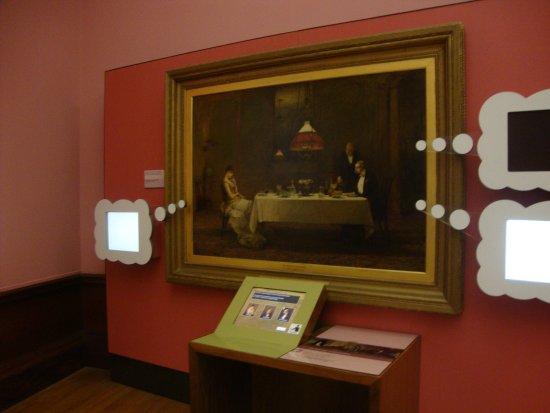 Kelvingrove Art Gallery and Museum: Peccato che non funzionava!