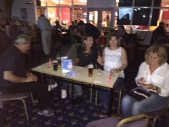 St Minver, UK: Entertainment...Bingo..!!