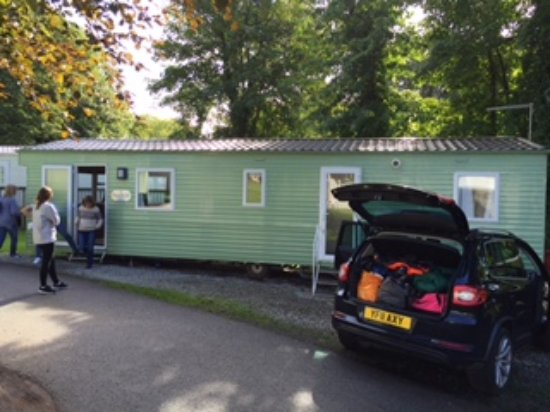St Minver, UK: Great Mobile Home and Site...