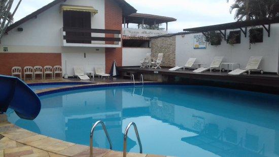 Berty-Ocas Apart Hotel: area da piscina