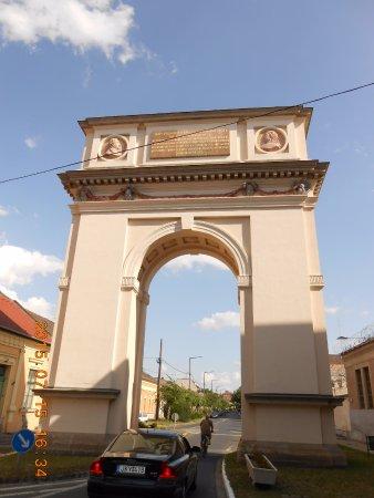 Vac, Ουγγαρία: Vác, Stone Gate. (Triumphal Arch).