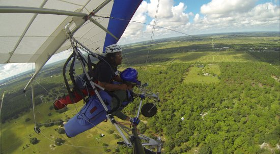 Clewiston, Φλόριντα: High Flying with Henry!!!