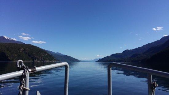 Kaslo, Kanada: Cruising Kootenay Lake