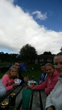 Fantastic wee camp site