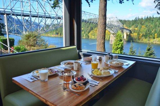Bridgeside Cascade Locks Menu Prices Restaurant Reviews Tripadvisor