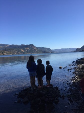 Cascade Locks, OR: Columbia River
