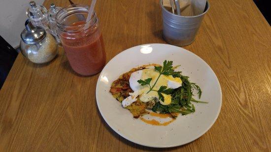 Glenelg, Αυστραλία: My meal