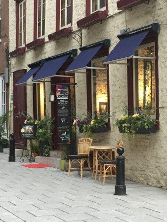 Quartier Petit Champlain : typical street