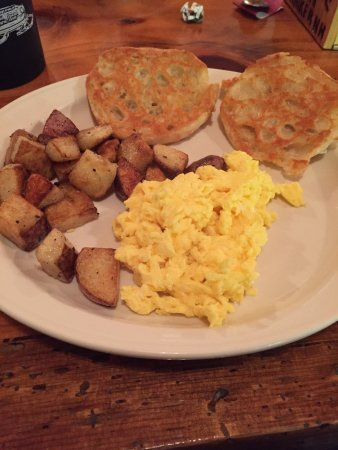 Henniker, Nueva Hampshire: my breakfast