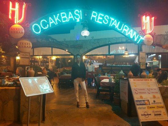 Ocakbasi Restaurant: Ocakbaşı Restaurant