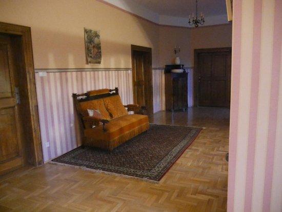 Krotoszyce, Polonia: The hotel inside