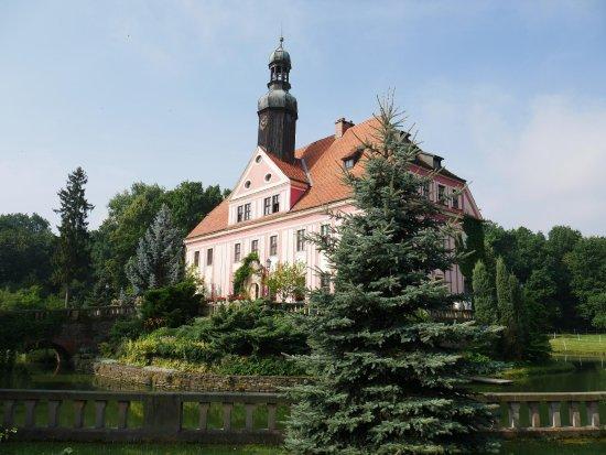 Krotoszyce, Polonia: Hotel grounds