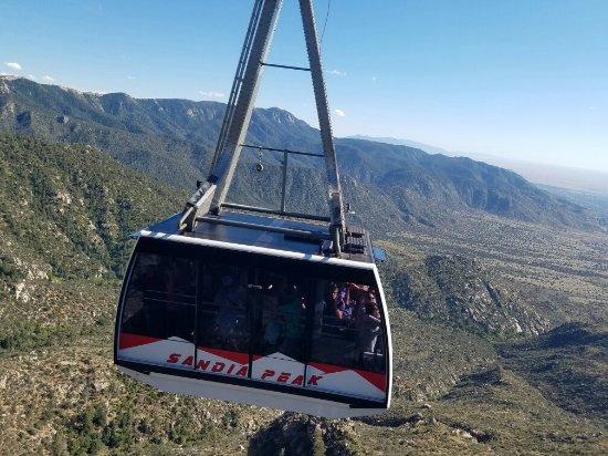 Sandia Peak Tramway: 20160917_161928_large.jpg