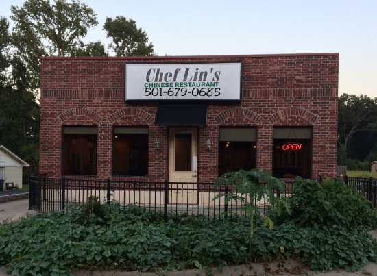 Greenbrier, AR: Chef Lin's
