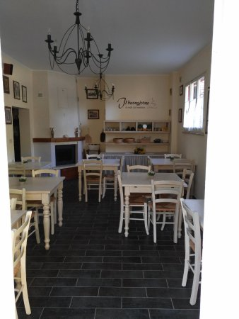Fiorenzuola di Focara, إيطاليا: Sala Colazione