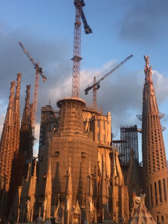 Sensation Sagrada Familia: photo0.jpg