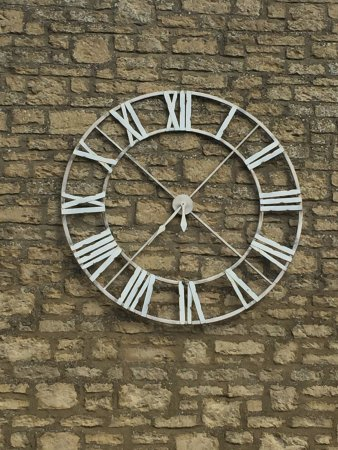 Lechlade, UK: When time does not really matter