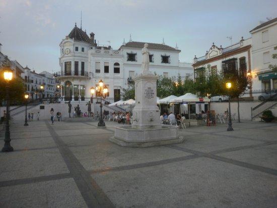 Plaza Marques de Aracena