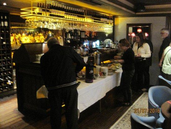 Kilkenny Hibernian Hotel: Frukost
