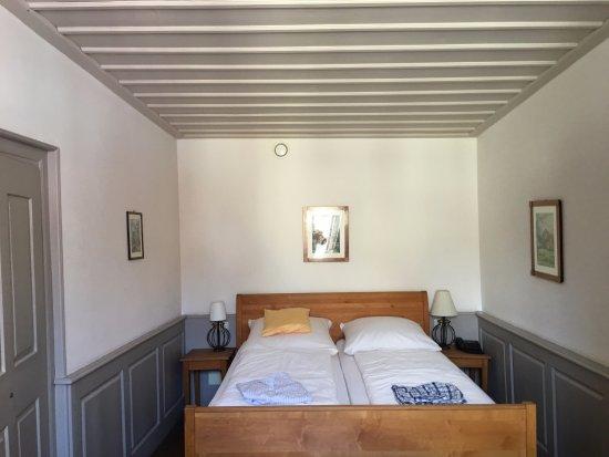 Das Schlafzimmer - Bild von Suiten Philipp, Sommerhausen - TripAdvisor