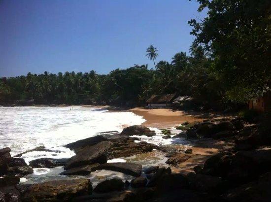 Tangalle, Sri Lanka: Goyambokka Beach