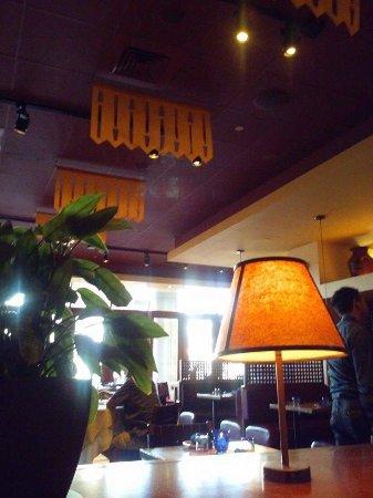 Rosa Mexicano - Los Angeles: Beautiful Lighting