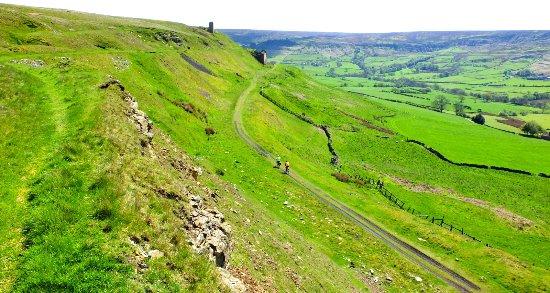 Национальный парк Норт-Йорк-Мурс, UK: Cycling in North York Moors