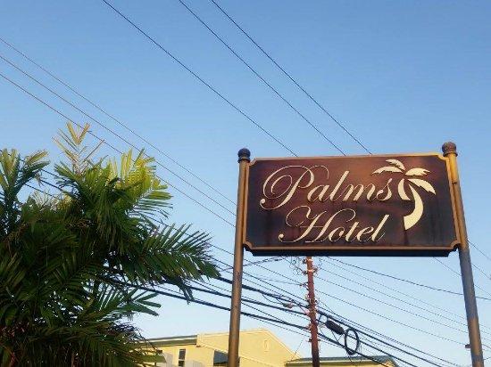 Palm's Hotel Trinidad