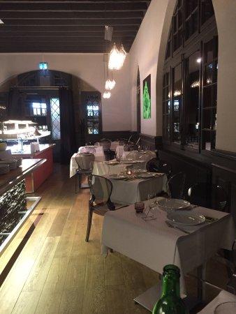 Super ambiance calme sympa et excellent repas for Ambiance cuisine geneve