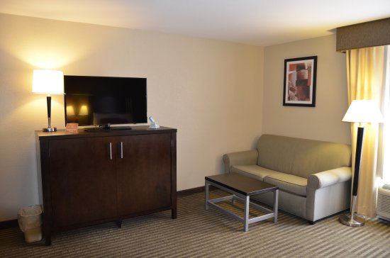 Kimball, Tennessee: Suite room Sitting Area