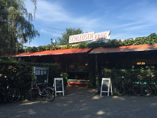 Gaststätte Schleusenkrug