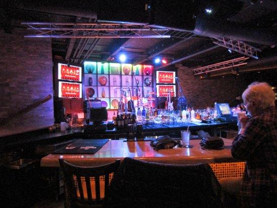 Peabody, Μασαχουσέτη: view from the bar