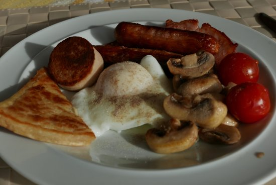 Dungannon, UK: Ulster Fry
