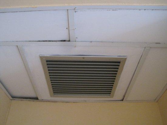 Villa Esperia: Klimaanlage