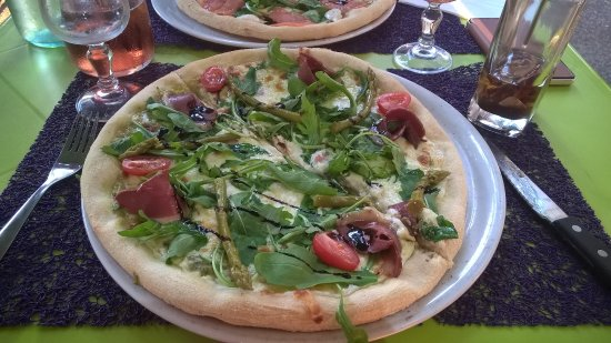 Vieux-Boucau-les-Bains, France : Pizza Des Landes