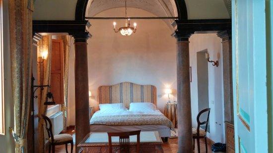 Palazzo Ravizza: Bedroom